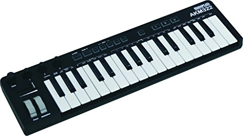 midiplus 32 key midi keyboard controller 32 key akm322 pianos only. Black Bedroom Furniture Sets. Home Design Ideas