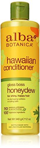 ALBA BOTANICA Hawaiian Honeydew Nourishing Hair Conditioner 12 oz (Haar Pflegespülung)