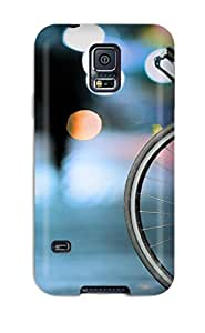 JakeNC Fashion Protective Bicycle Photography S Case Cover For Galaxy S5