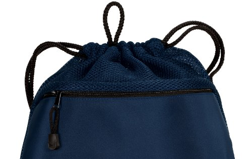 Broad Bay University of Mississippi Drawstring Backpack Ole Miss Cinch Bag - UNIQUE MESH & MICROFIBER by Broad Bay (Image #3)