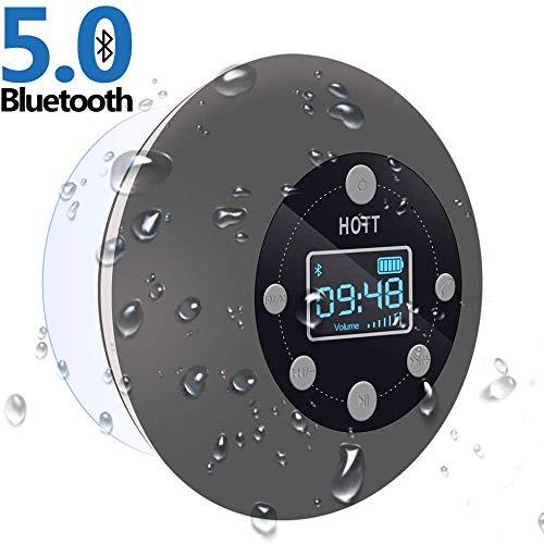 Shower Radio Bluetooth Speaker 5.0
