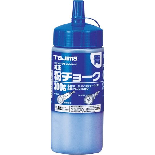 Tajima polvo de tiza 1/pieza extra fina para Chalk de Rite Azul Taj de 55118