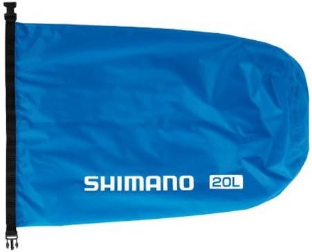 シマノ(SHIMANO) ライトドライサック PC-072M ブルー 20L