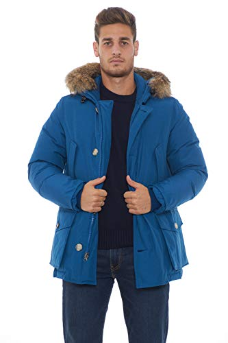 Woolrich Royal Anorak Arctic Rbl Blue Nero FgpzUxqF
