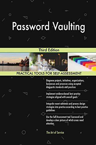 Password Vaulting Third Edition