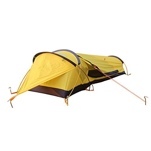 Crehouse Ultralight Camping 1 Person Waterproof Bivy Tent