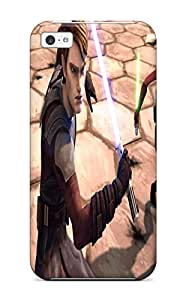 Fashion XUpMDvK4767hMhWw Case Cover For Iphone 5c(star Wars Clone Wars)