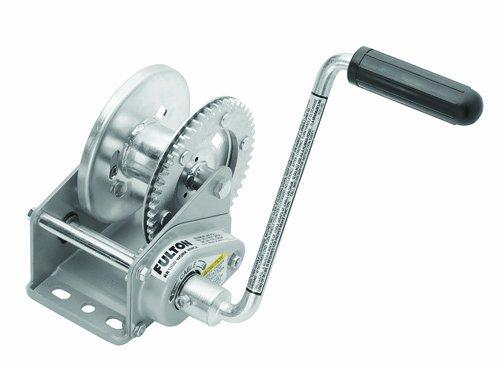 Pro Series KR10000301 Standard Series Brake Winch - 1000 lb. Load Capacity by Pro Series