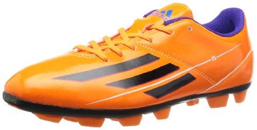 adidas Fussballschuhe F5 TRX HG F32756 42 2/3 Solar Zest / Black / Blast Purple