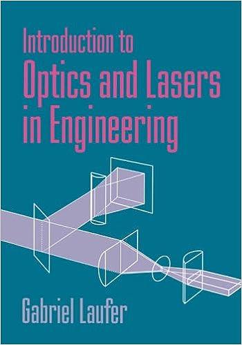 Book Intro Optics Lasers in Engineering