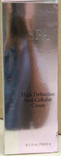 Anticelulítico de alta definición de Dead Sea SPA crema 8.5 oz