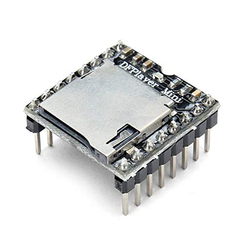 Accessories Hot New DFPlayer Mini MP3 Player Module for Arduino for RC Parts by Yoton (Image #1)