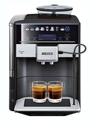 Siemens EQ.6 plus s500 Black