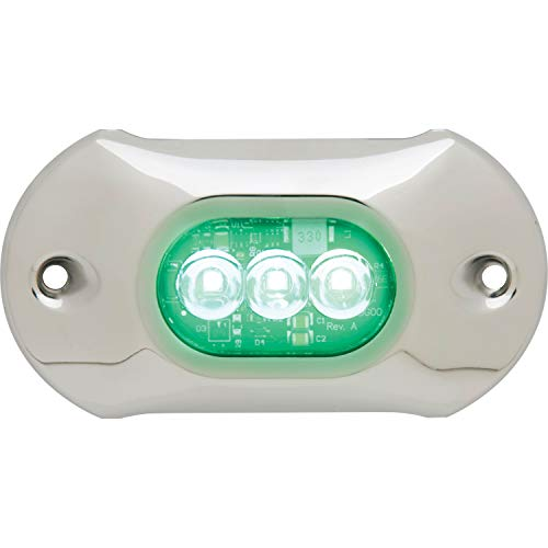 attwood 65UW03G-7 Underwater Light Led 3