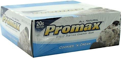 promax-nutrition-energy-bars-cookies-n-cream-12-bars-264-oz