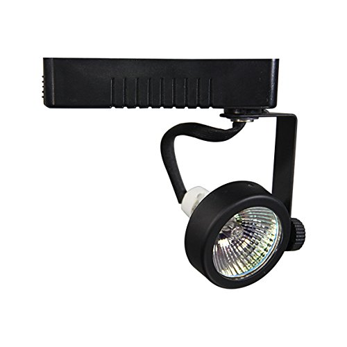 Head Track Mr16 (Eco Lighting NY HTK 103 MR16 Low-Voltage Track Head (Black))