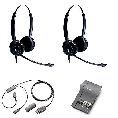 XS 825 Duo Headset Training Bundle | Headsets, M22 Digita...