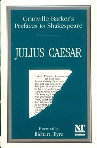 Prefaces to Shakespeare (Granville Barker's Prefaces to