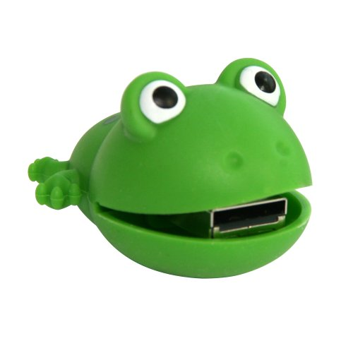 Memorex Memorex Froggy, 4GB (32020028935) (Drive Flash Frog)