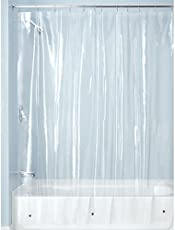 InterDesign PEVA Plastic Shower