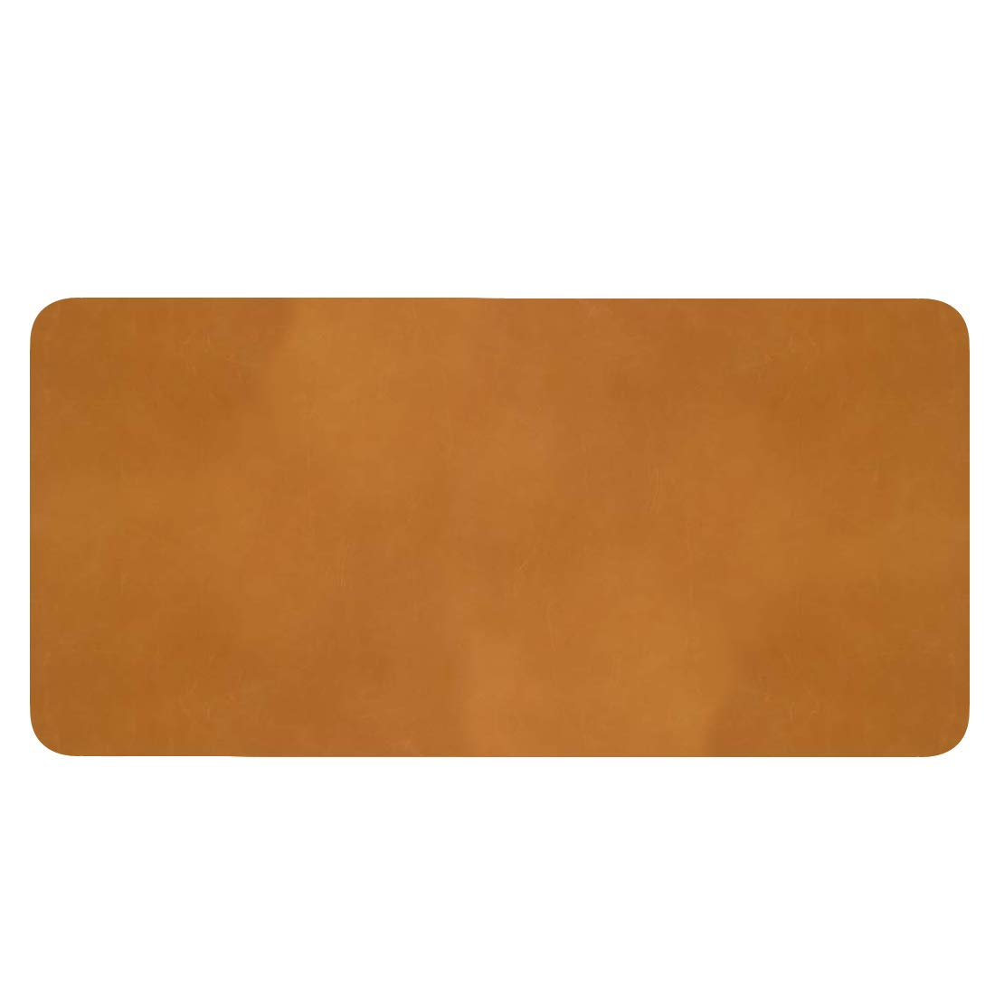 Thick Leather Square (10 x 18 in.) for Crafts/Tooling/Hobby Workshop, Heavy Weight (3.5mm) by Hide & Drink :: Old Tobacco