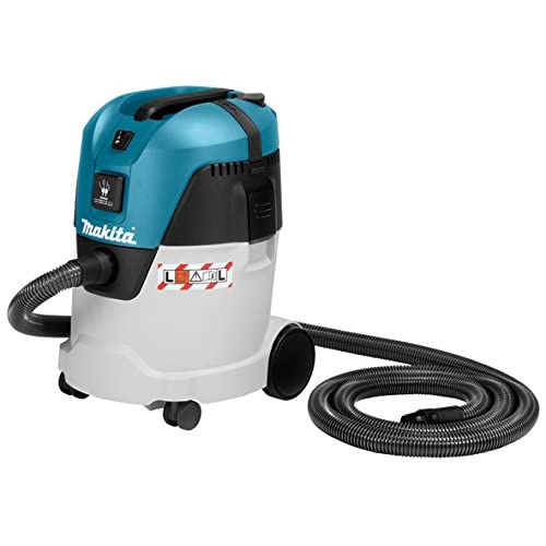 Makita vc2512l Industrie Aspirateur 25l/18L 1000W Aspirateur eau et poussière aspirateur