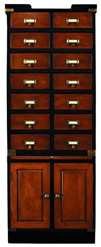 Park Avenue Collection Collector's Cabinet II, Doors ()