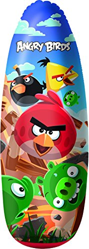 Bestway Toys Domestic Angry Birds Punching Bag, 36