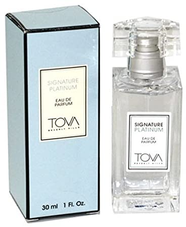 Amazon.com : Tova Signature Platinum Eau de Parfum Spray Perfume ...