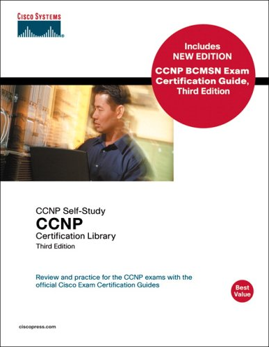 CCNP Certification Library, 3/e-cover