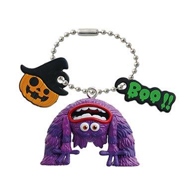 Monsters University Halloween Keychain - Art