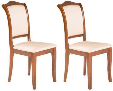 Sedie Classiche Per Soggiorno.Varie 4 Sedie Classiche In Legno Per Cucina Sedia Con Seduta In Tessuto Per Soggiorno Da Abbinare Al Tavolo Lola
