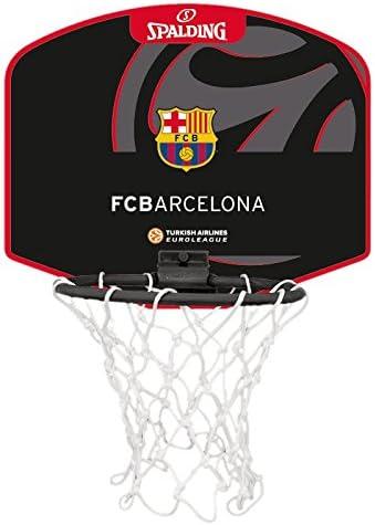 Spalding - Mini Canasta FC Barcelona: Amazon.es: Deportes y aire libre