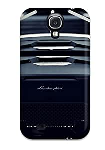 Tpu Phone Case With Fashionable Look For Galaxy S4 - Lamborghini 5632588K96580390