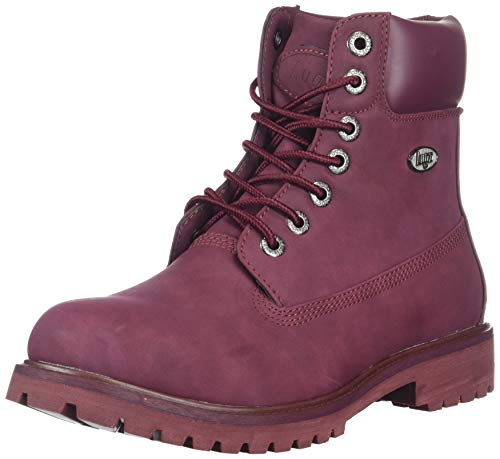 Men's Boot Lugz Wine Fashion Convoy dqXwtB