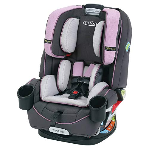 Graco 4Ever 4 in 1 Convertible Car Seat Featuring Safety Surround Side Impact Protection Bellamy