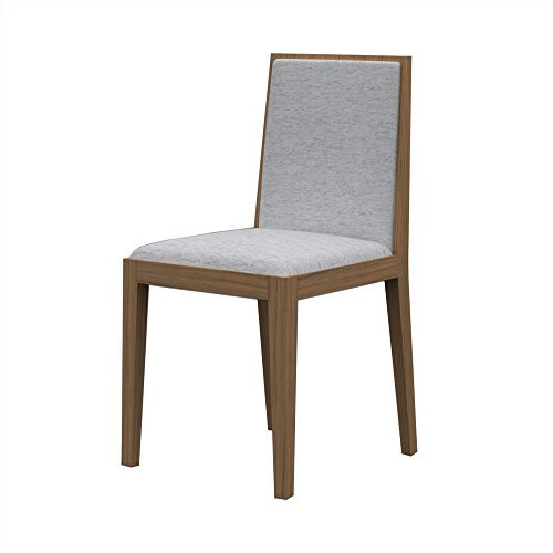 Argo Furniture Timber Brown Frame Modern & Contemporary Dining Chair