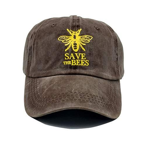 SJIEXZ Save The Bees Mens...