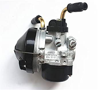 Amazon com: Accessories & Parts New Carburateur Carb 15 Dellorto Sha