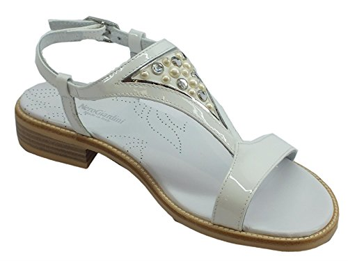 Nero Fashion Sandals Women's Giardini Bianco rAY4qrw