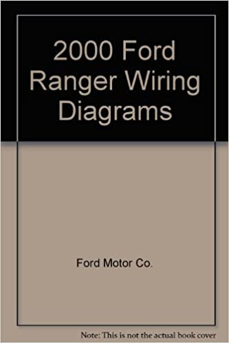 2000 ford ranger wiring diagrams: ford motor co.: amazon.com: books  amazon.com