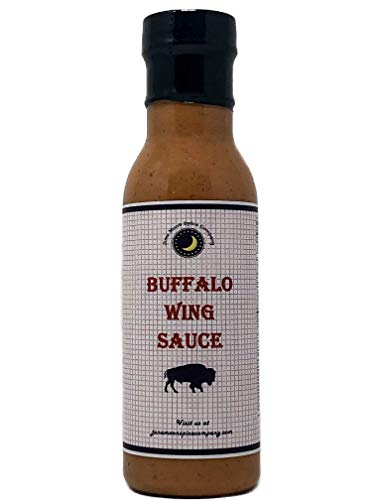 PREMIUM | Buffalo Wing Sauce | CRAFTED in Small Batches with Farm Fresh INGREDIENTS for Premium Flavor and Zest ()