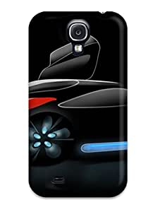 Tpu Michael Volpe Shockproof Scratcheproof Concept Car By Dekus Hard Case Cover For Galaxy S4