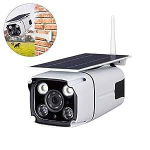 Amazon.com: Alian Solar Powered Camera- Wireless Security