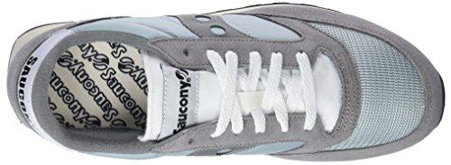 Originali Di Saucony Mens Jazz Vintage Running Shoe Grigio | Bianca