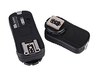 Studioflitsers en accessoires SET Trigger flash PIXEL TF-371 Soldier Canon