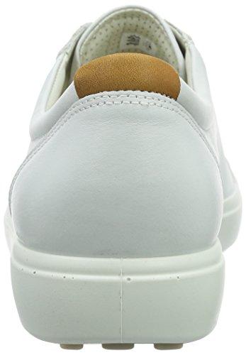 Ecco Zachte 7 Sneaker Dames Wit