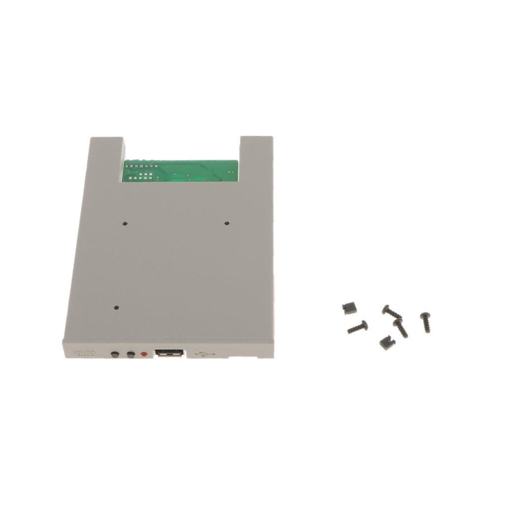Baoblaze USB External 720KB Floppy Drive Adapter for Industrial control equipment