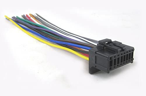 AVH-P8400BH AVH-P4400BH Mobilistics Wire Harness Fits Pioneer AVH ...