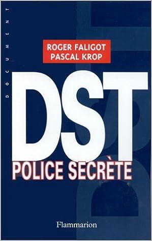 DST POLICE SECRÈTE